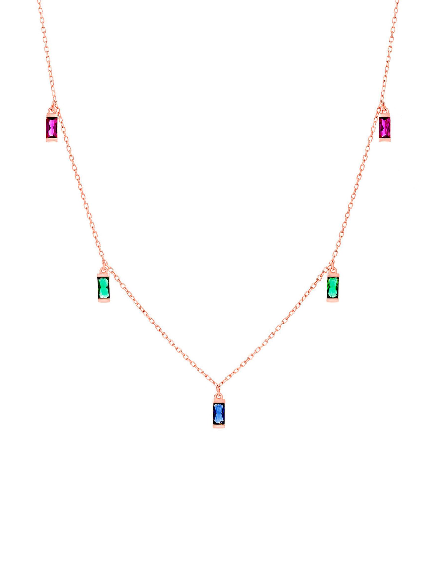 NES Rose Gold Necklaces & Pendants Fine Jewelry