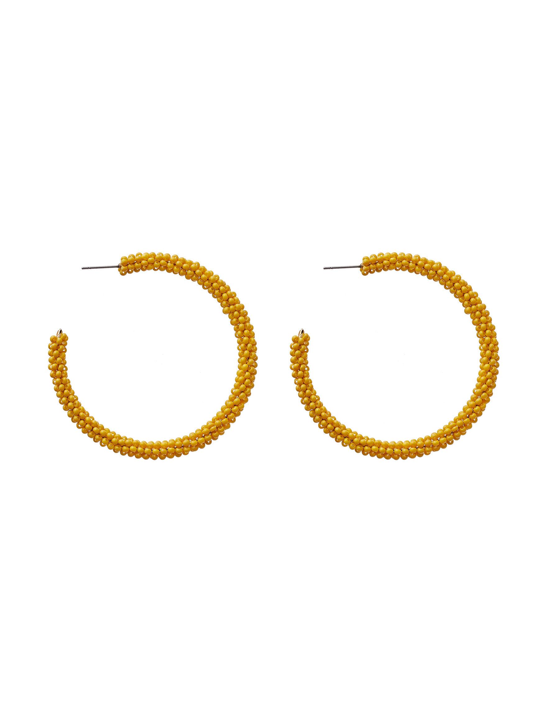 Hannah Gold / Multi Hoops Earrings Fashion Jewelry
