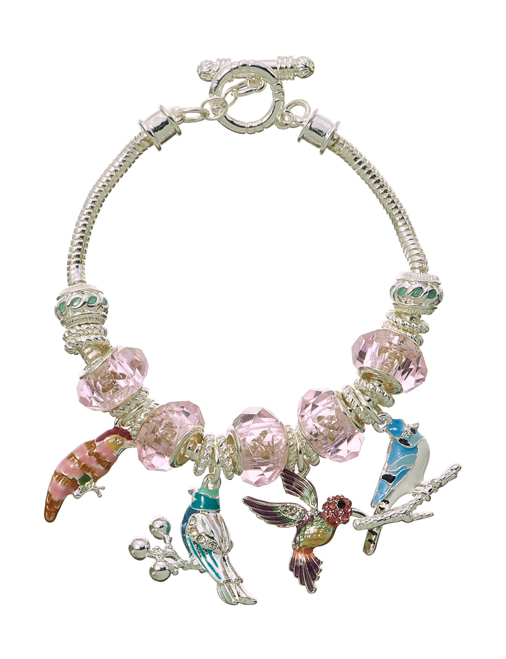 Napier Silver Multi Bracelets Fashion Jewelry