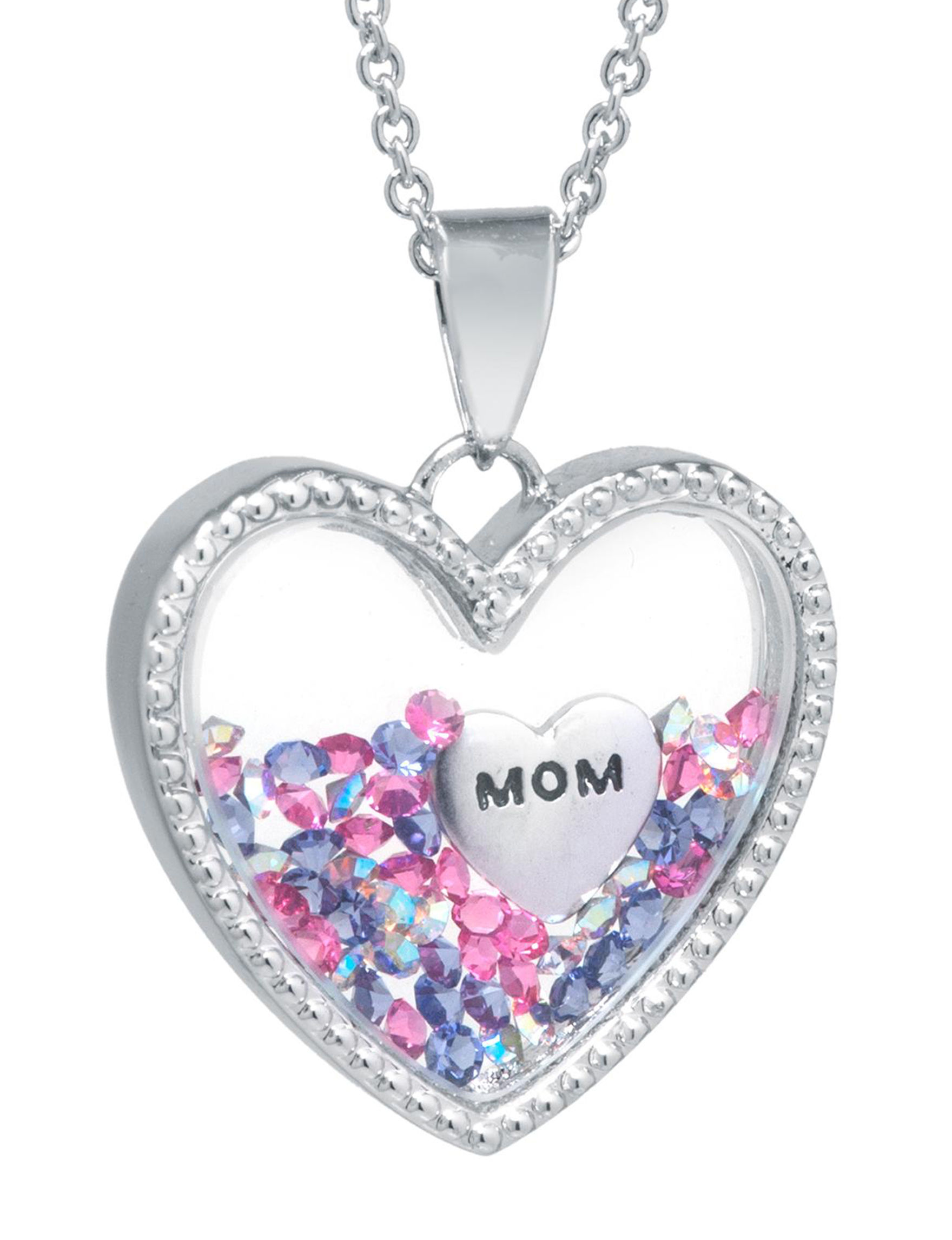 Athra Silver / Multi Necklaces & Pendants Fine Jewelry