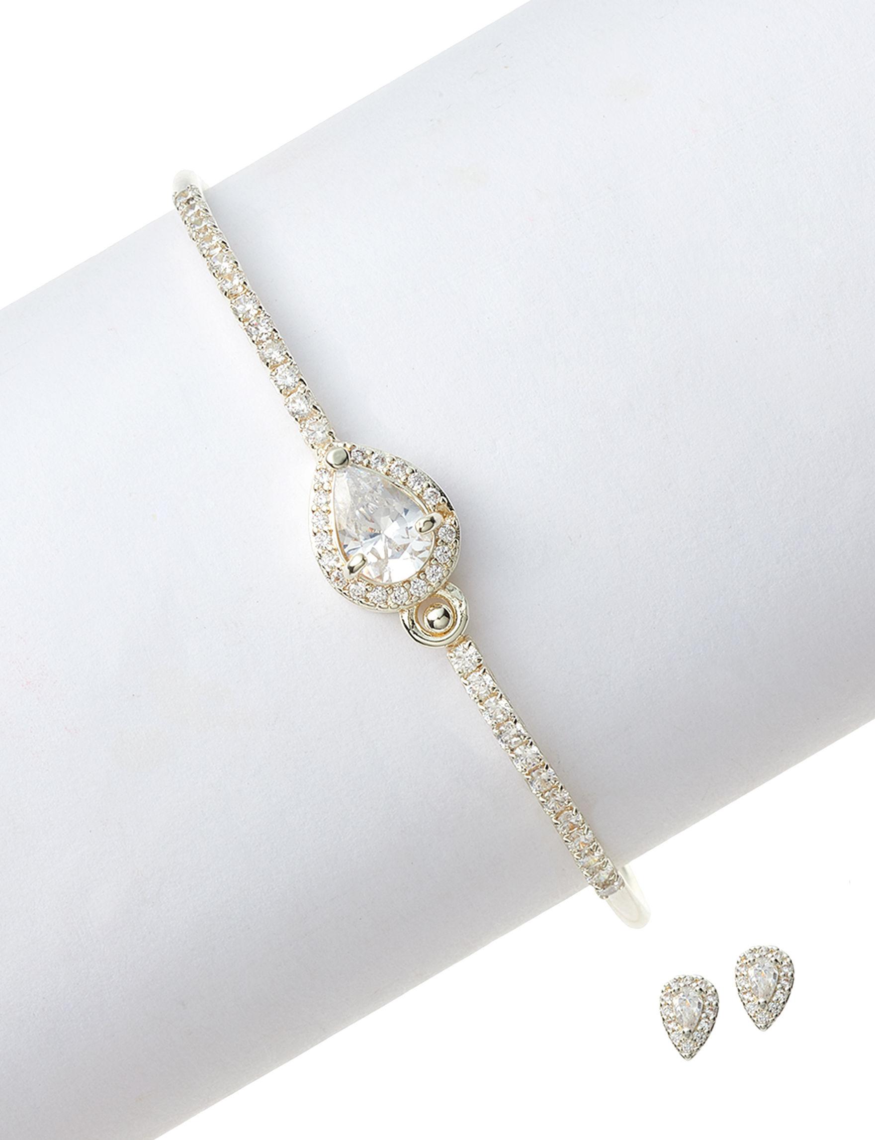 Marsala Fine Silver Plated Jewelry Sets Fine Jewelry