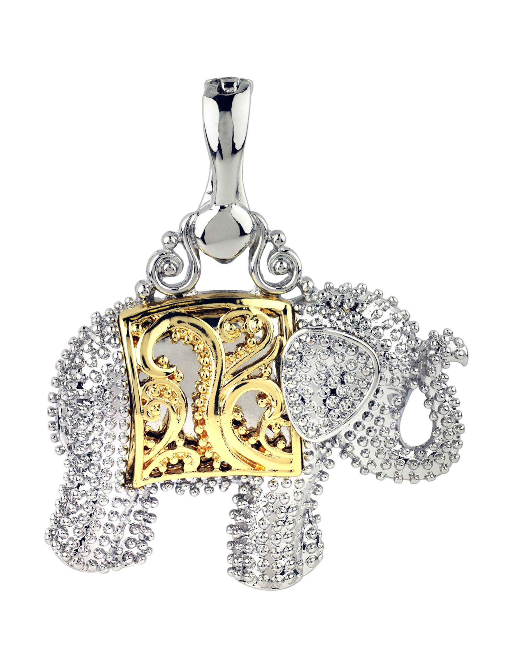 Wearable Art Silver / Gold Necklaces & Pendants Fashion Jewelry