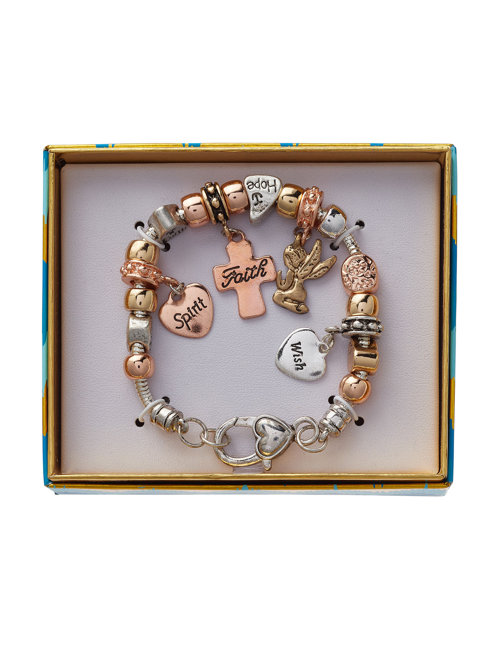 Tanya Silver / Multi Bracelets Fashion Jewelry