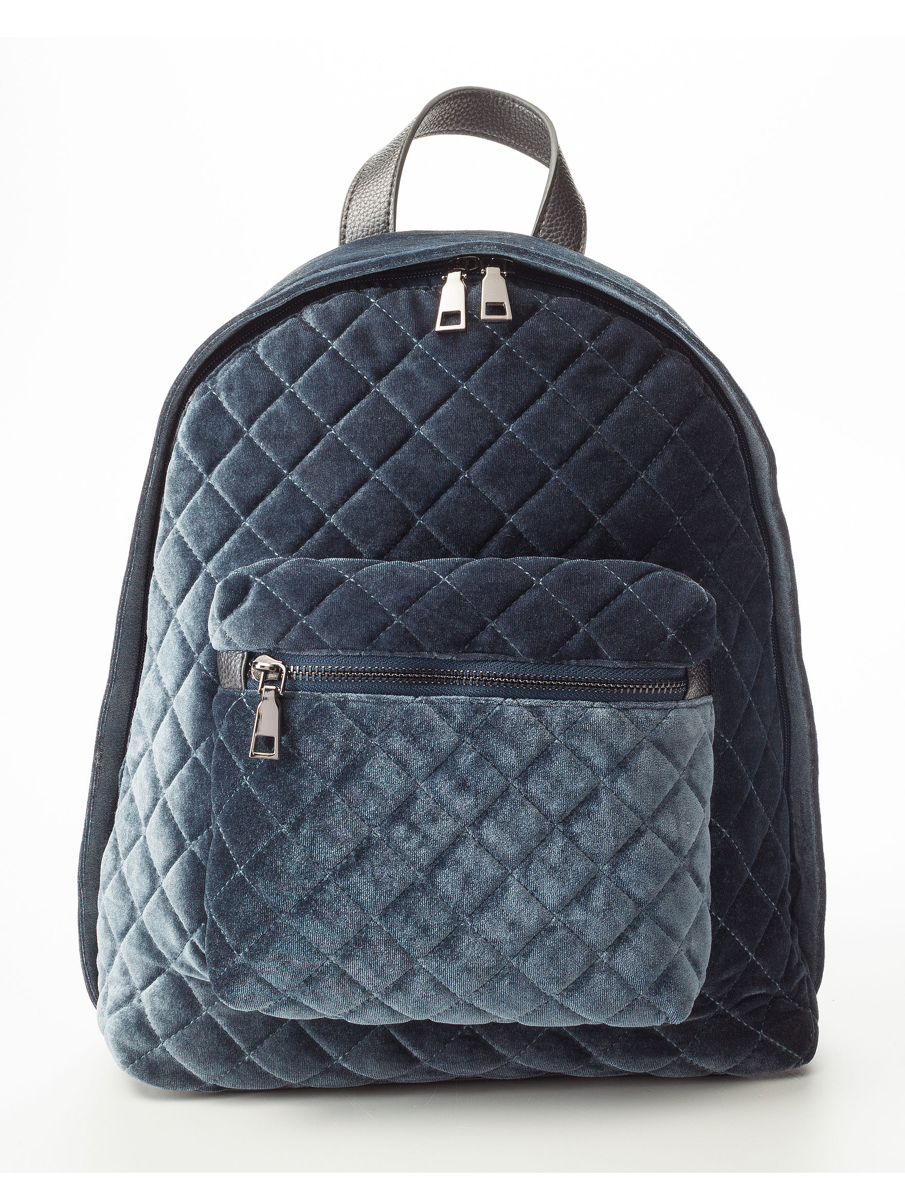 Olivia Miller Steel Grey Bookbags & Backpacks
