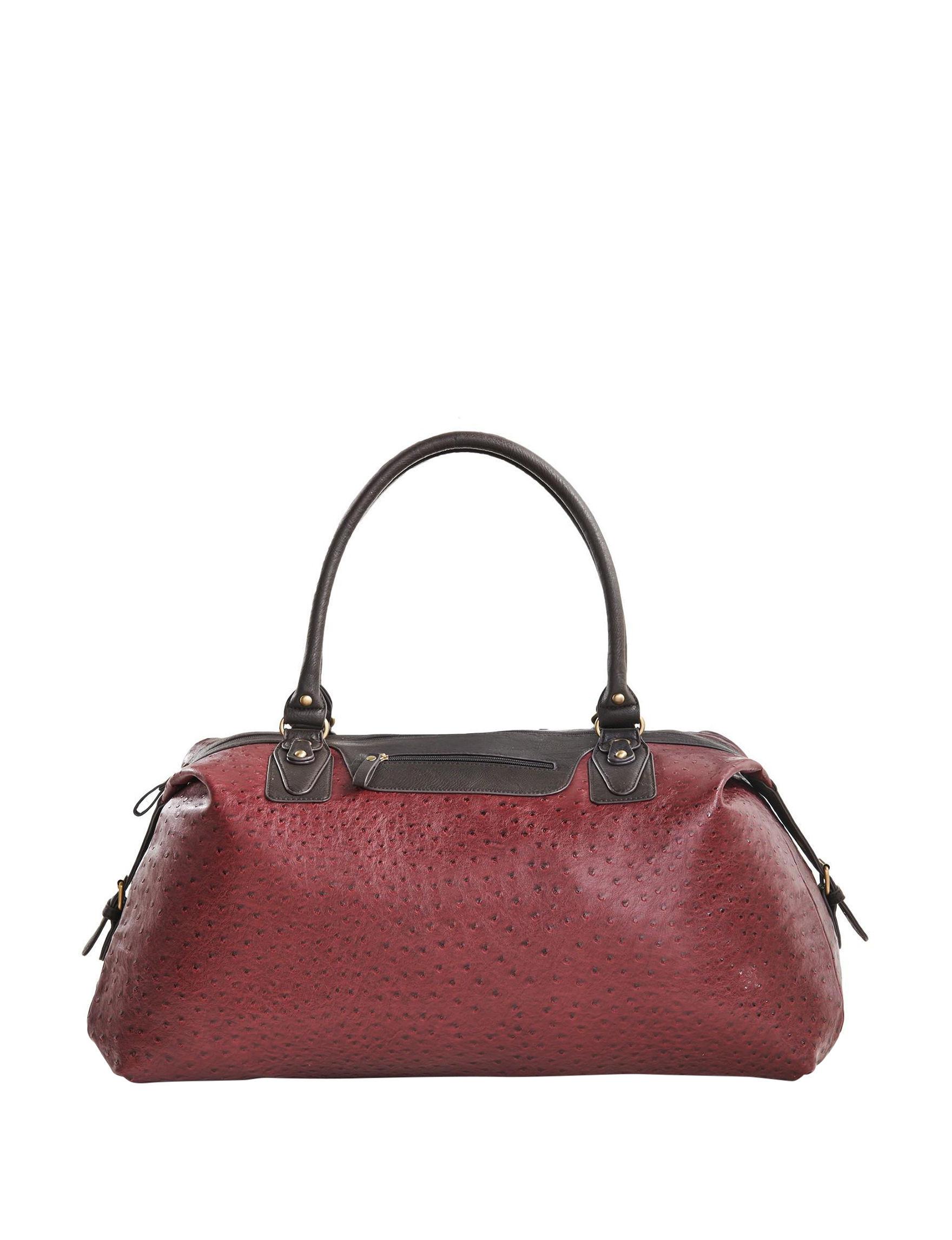 Bueno Berry Weekend Bags