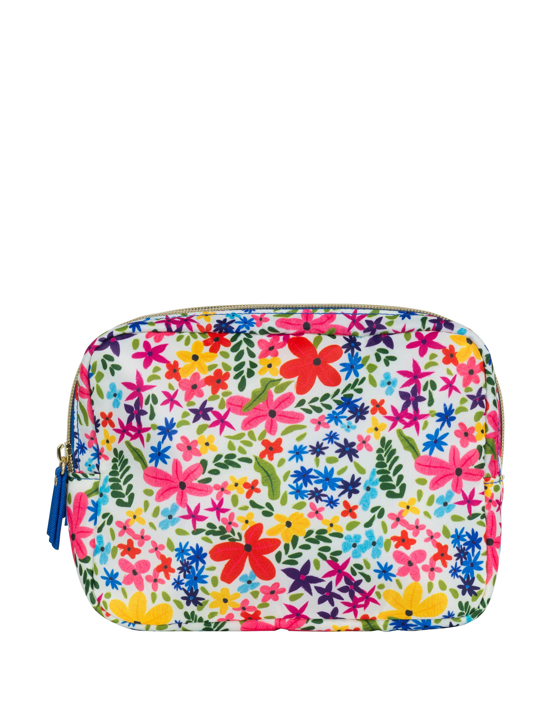 Madison Spencer Floral Pouch