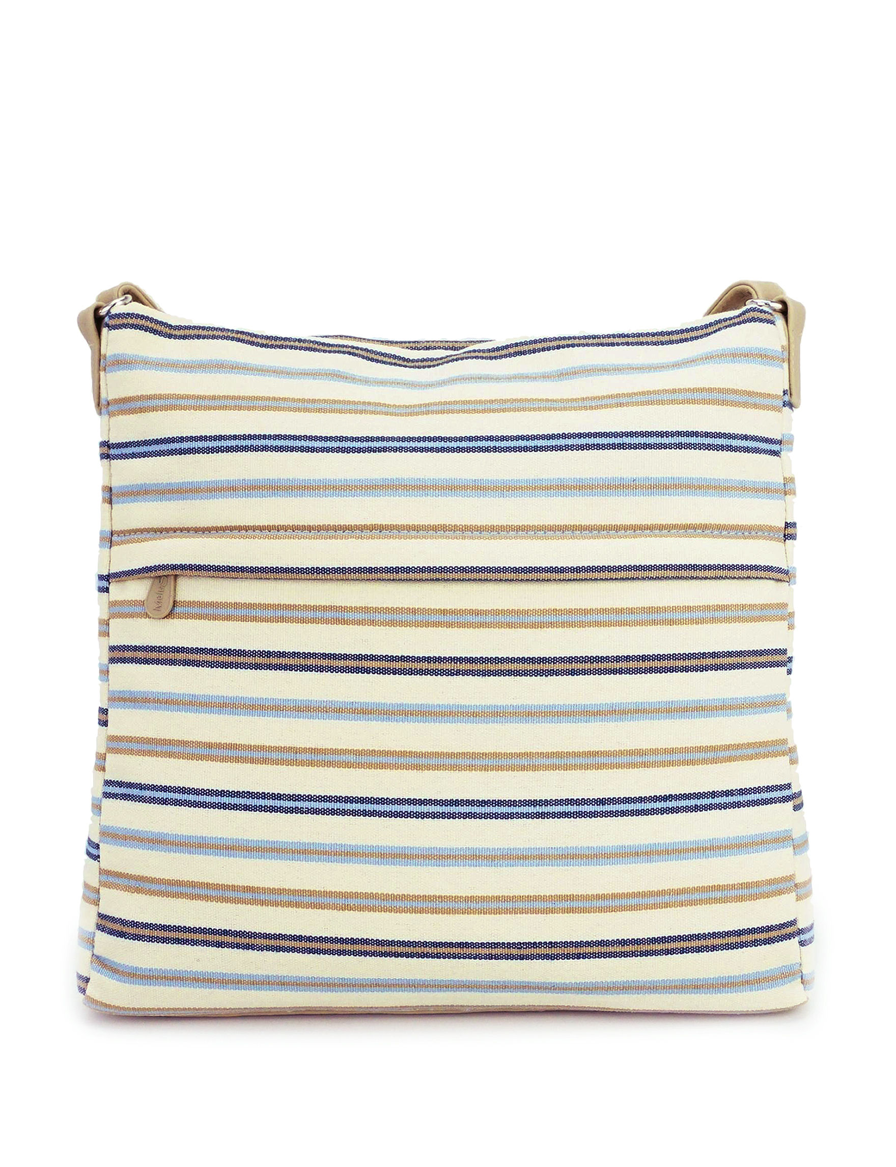 Koltov Blue/White Stripe