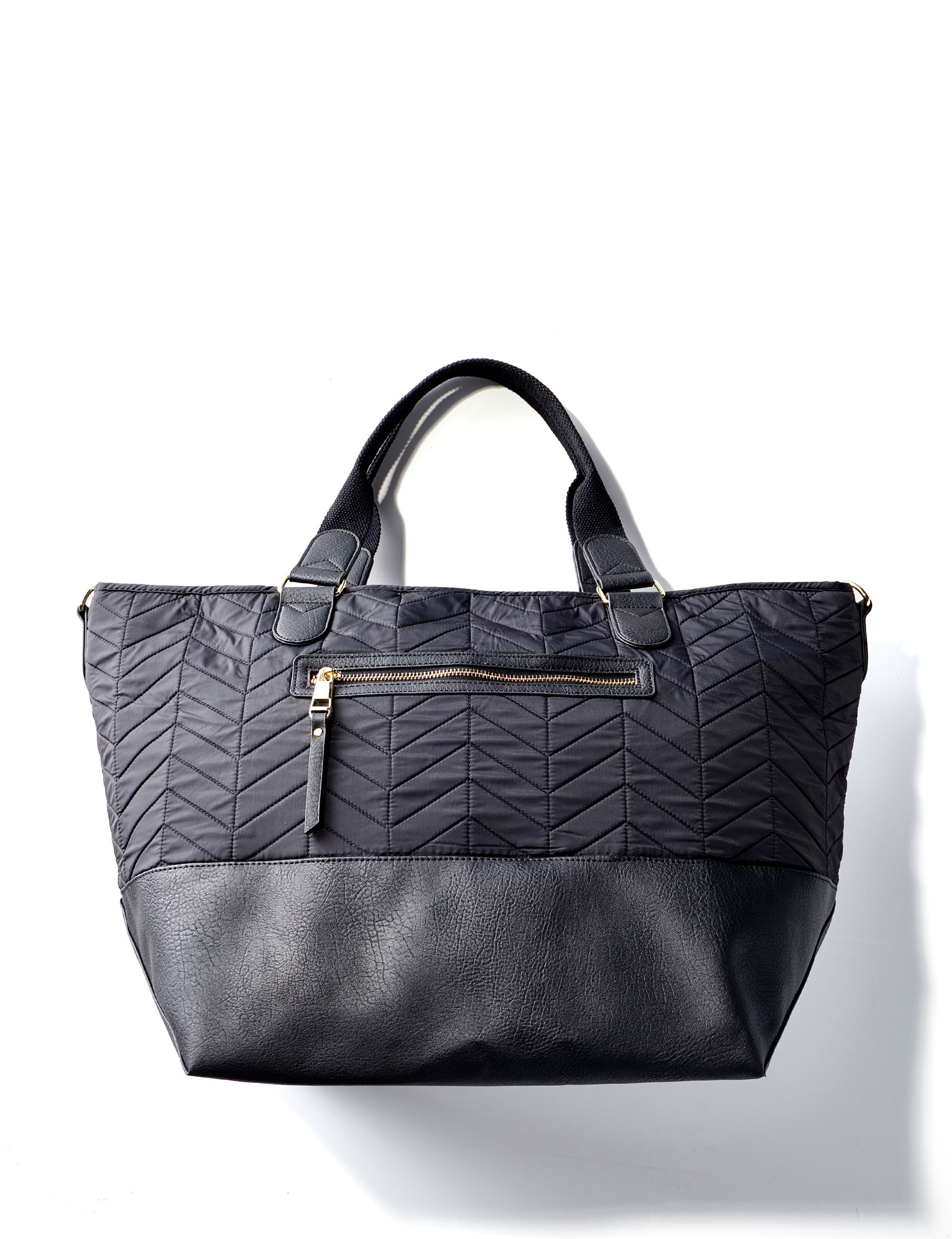 Madden Girl Black Weekend Bags