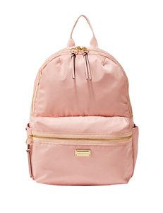 Madden Girl Light Pink Bookbags & Backpacks