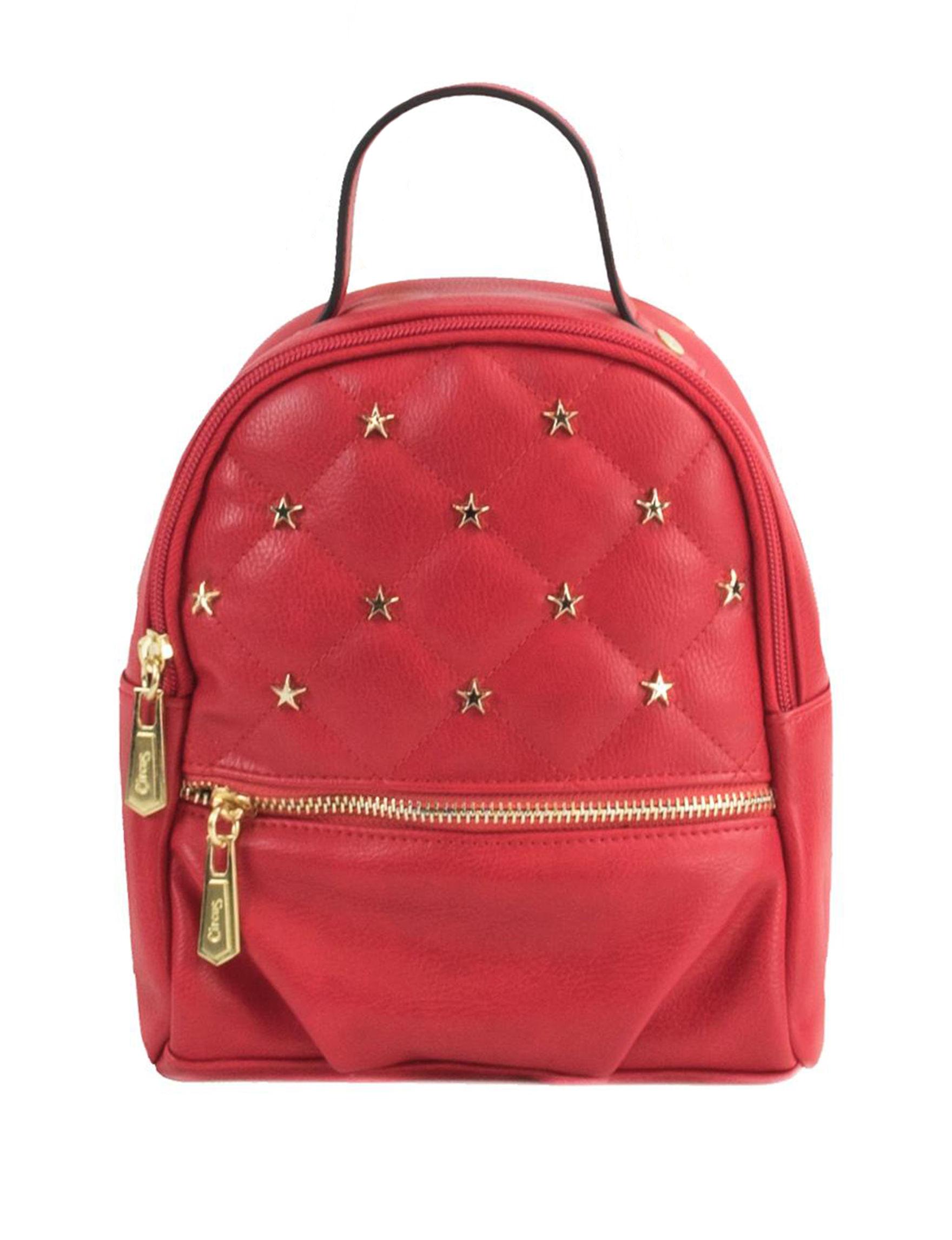 Circus By Sam Edelman Red Bookbags & Backpacks