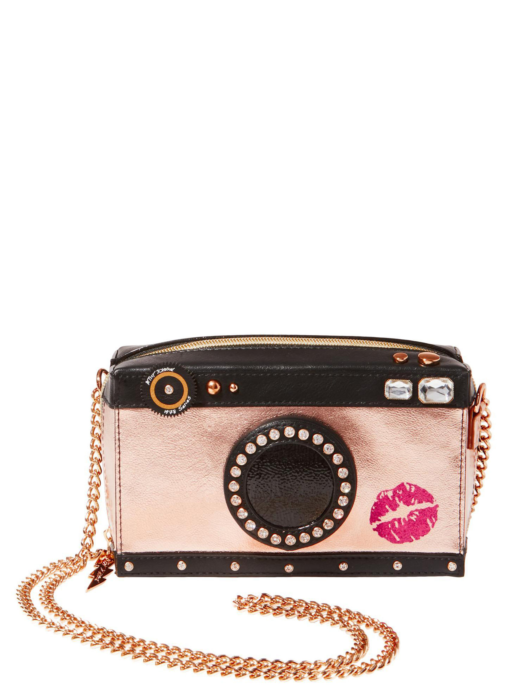Betsey Johnson Rose Gold