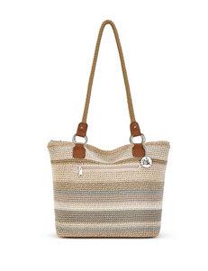 $79.20 SALE. reg. $99.00 20% OFF. The Sak Lauren Crochet Tote Bag