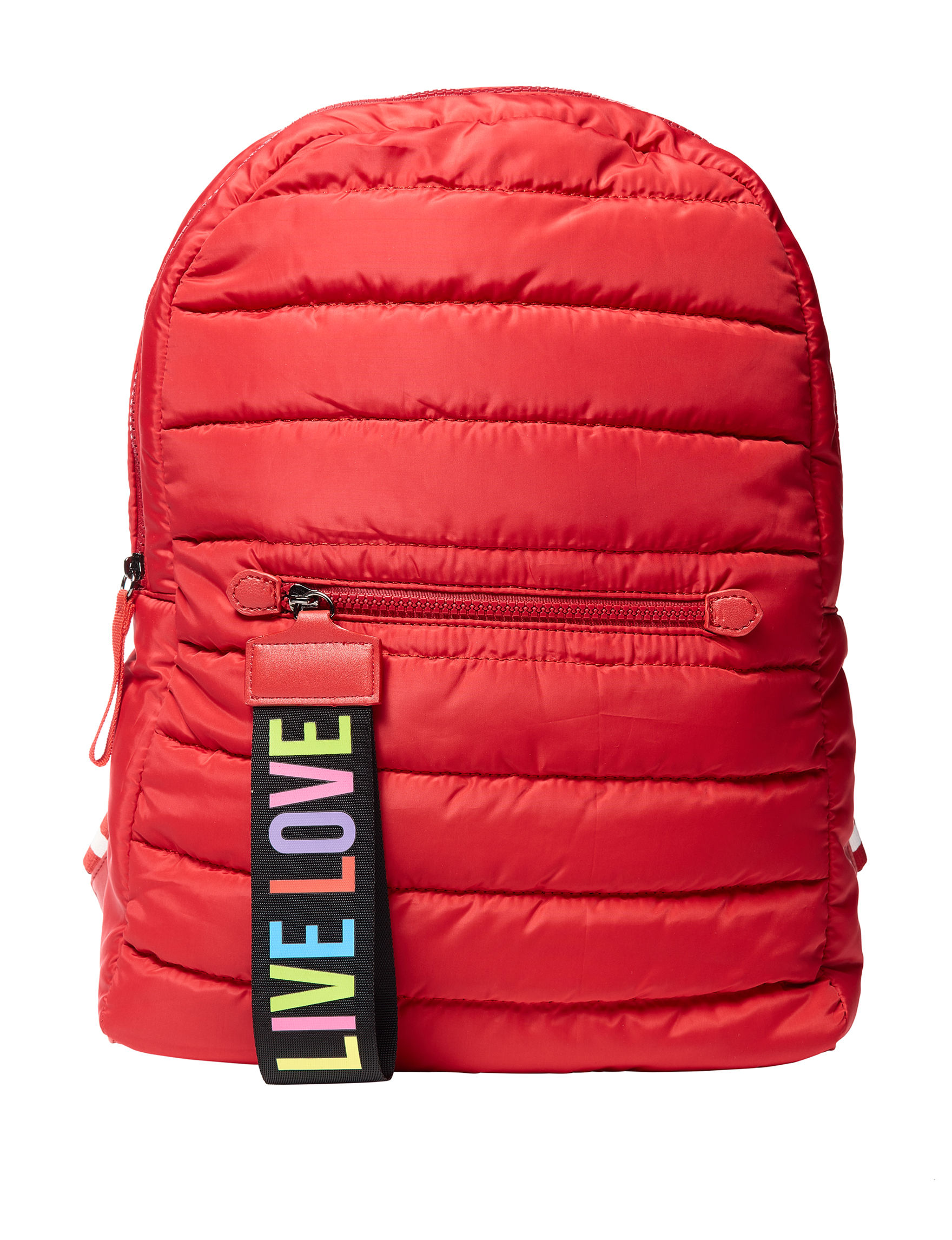 Imoshion Red Bookbags & Backpacks
