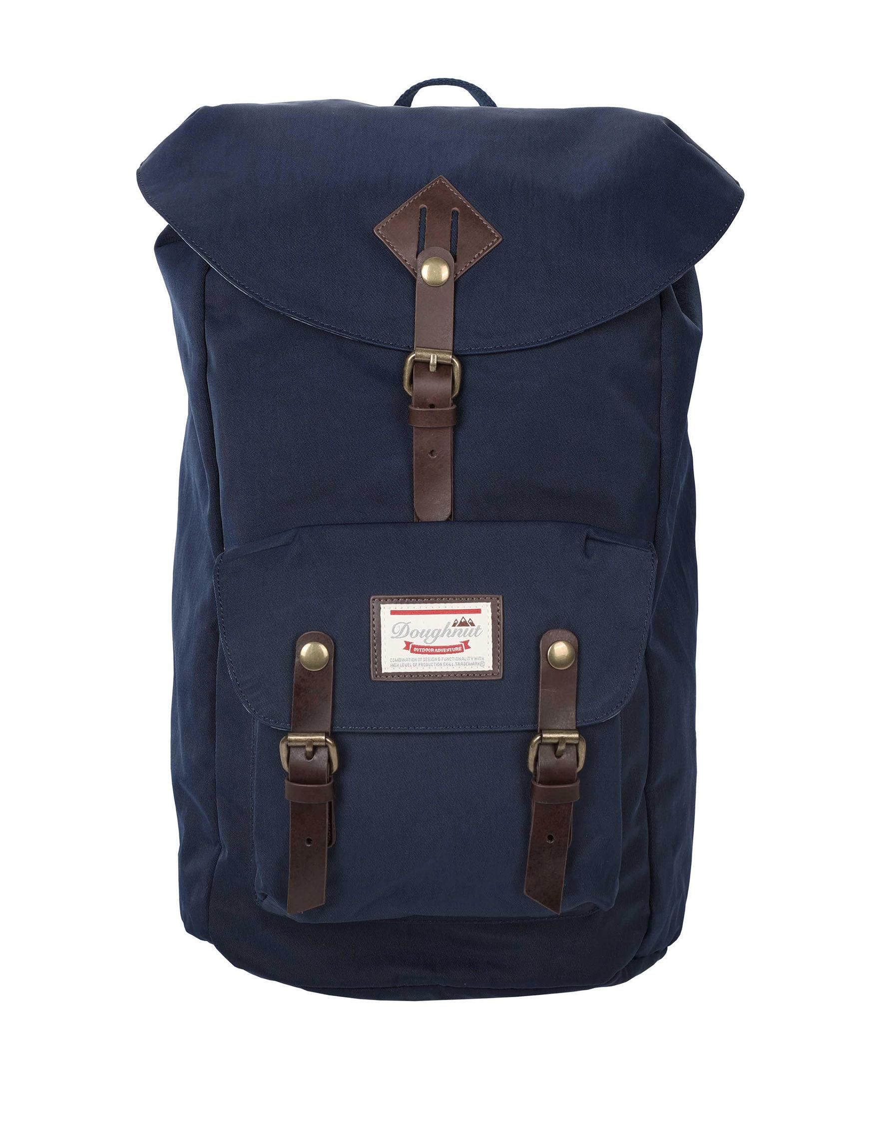 Doughnut Outdoor Gear Navy Bookbags & Backpacks