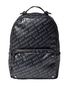 Madden Girl Black Bookbags & Backpacks