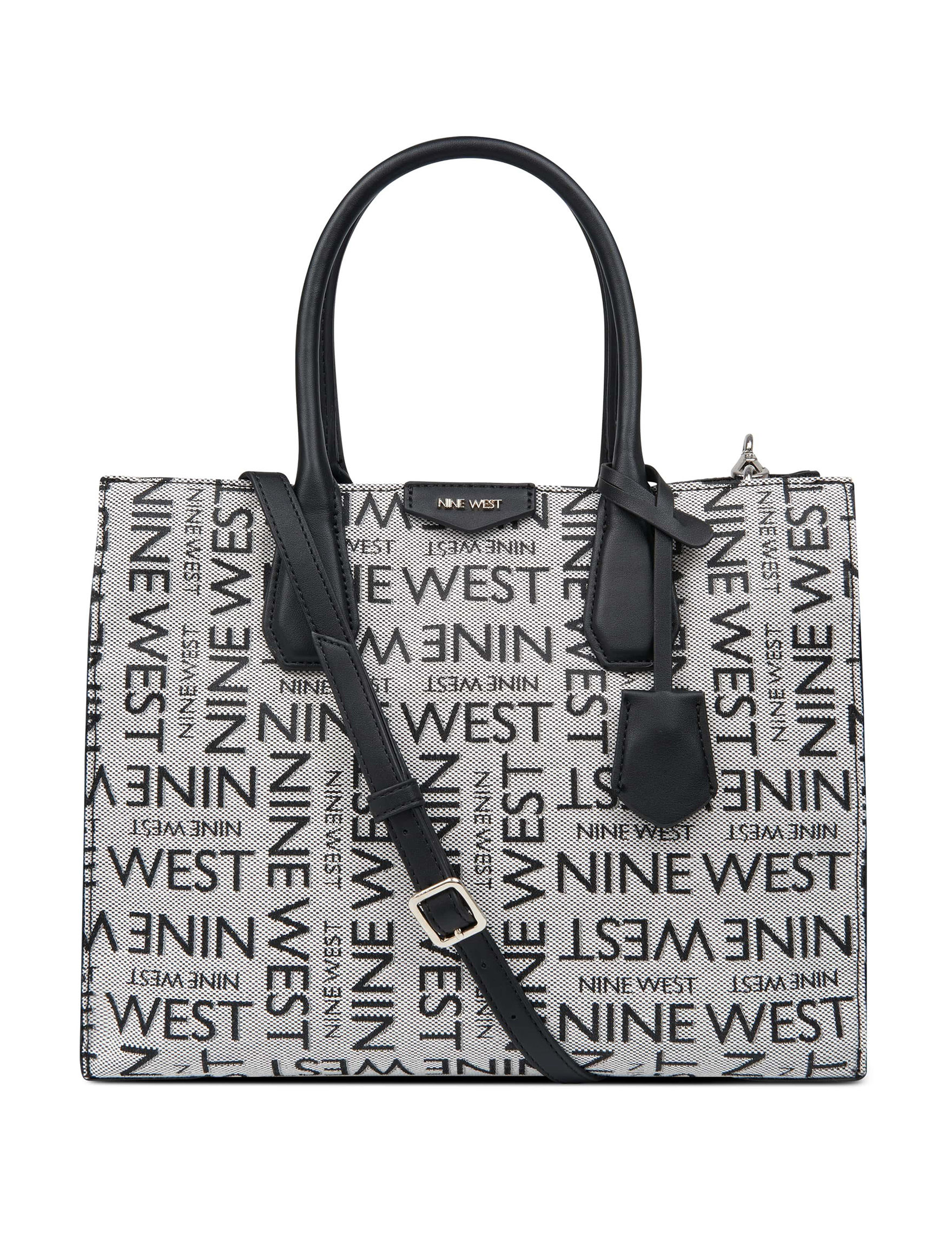Nine West Black / White