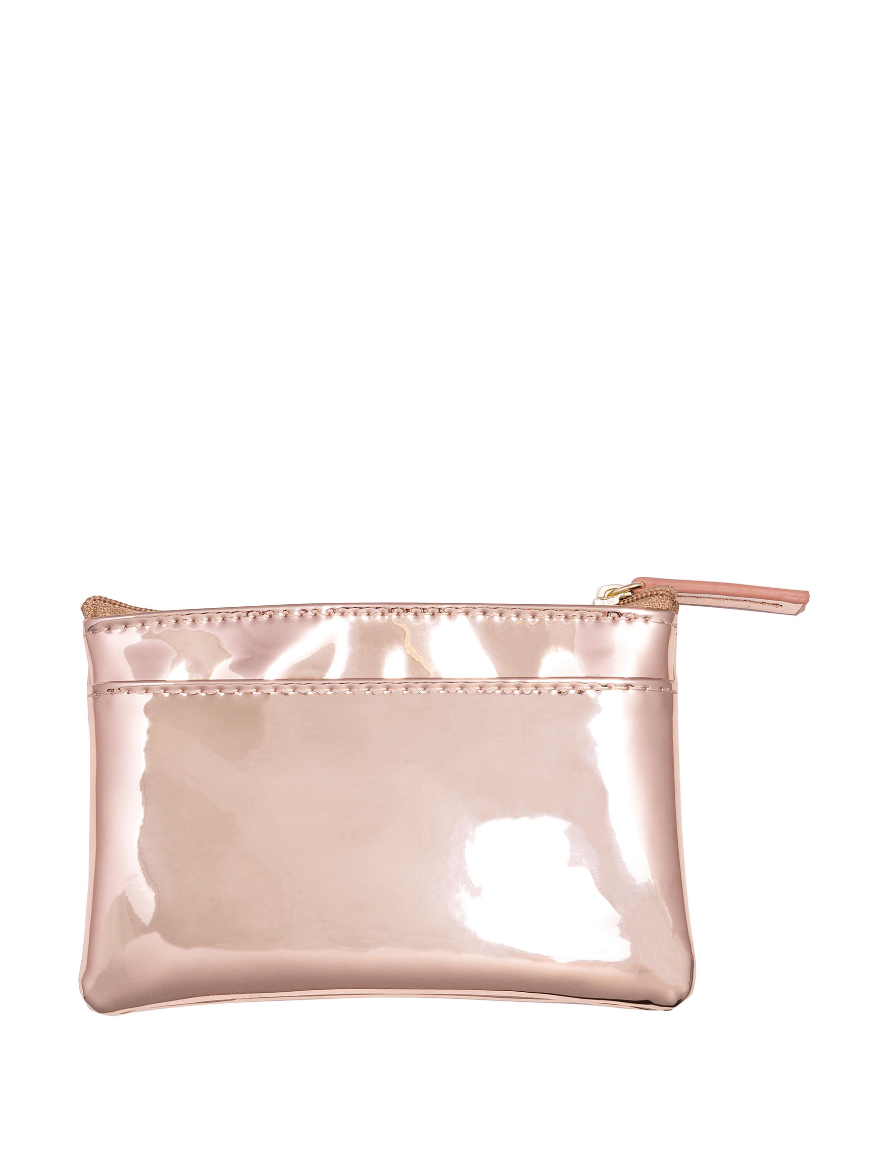 Madison Spencer Rose Gold Pouch
