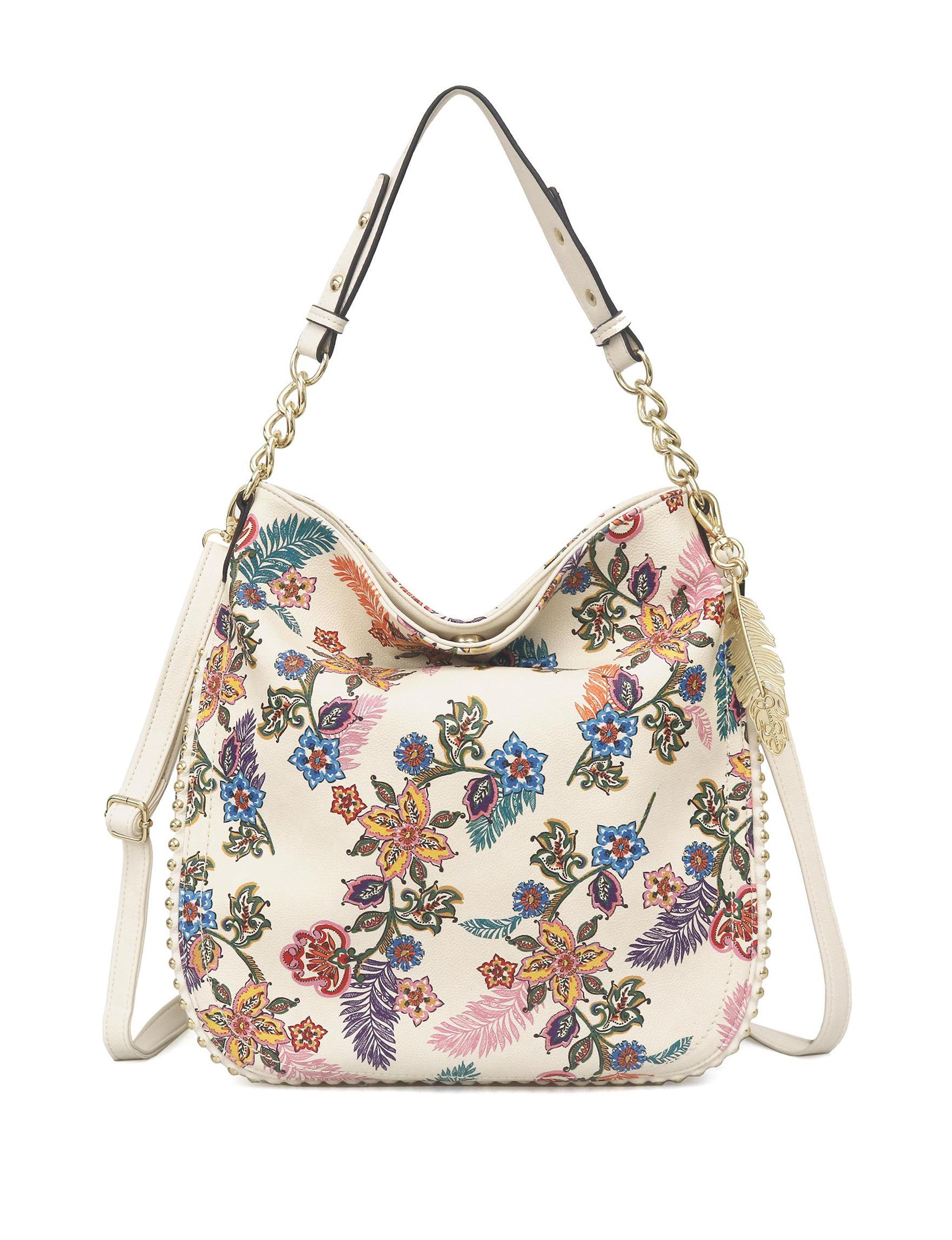 Jessica Simpson White Floral