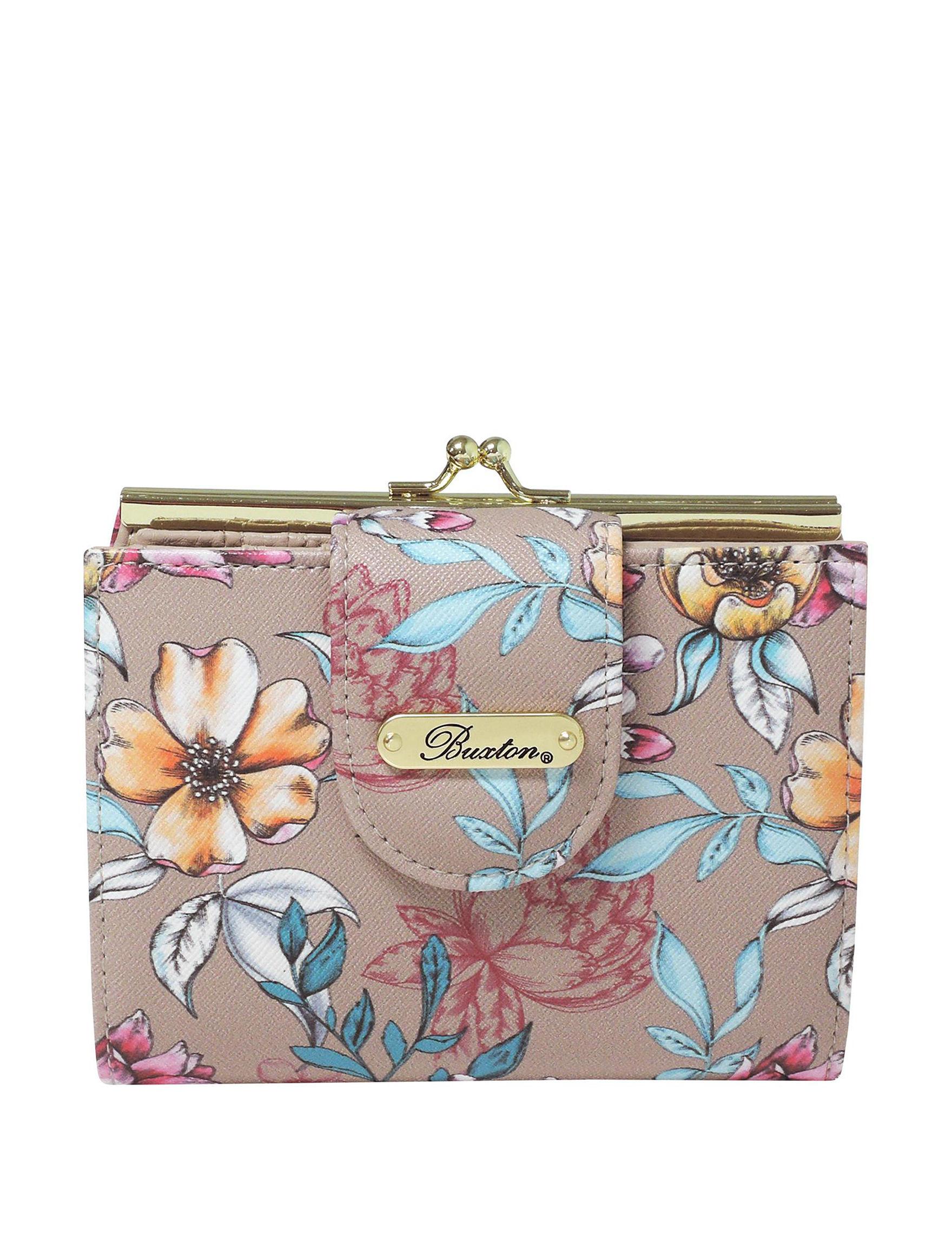 Buxton Beige Floral