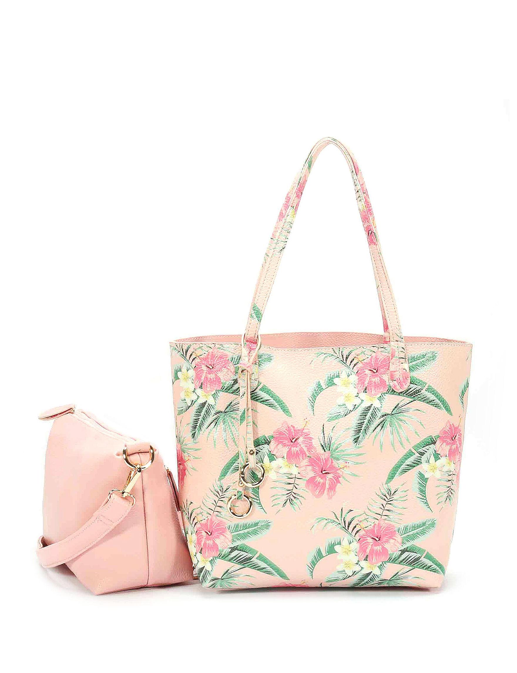 Valerie Stevens Blush Floral