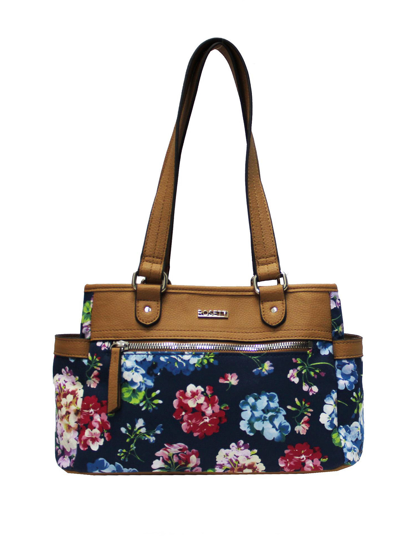 Rosetti Navy Floral