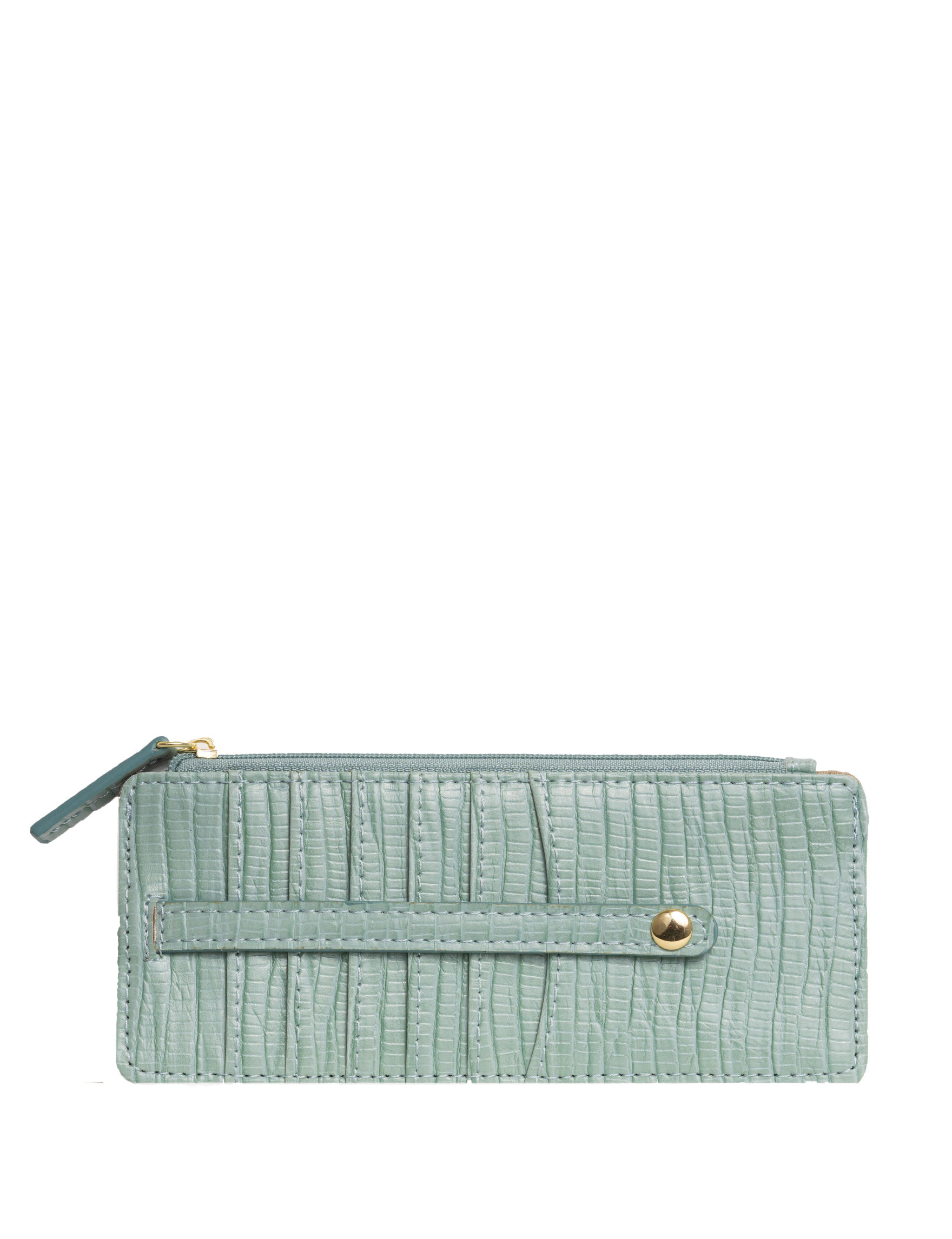 Madison Spencer Mint Wallet