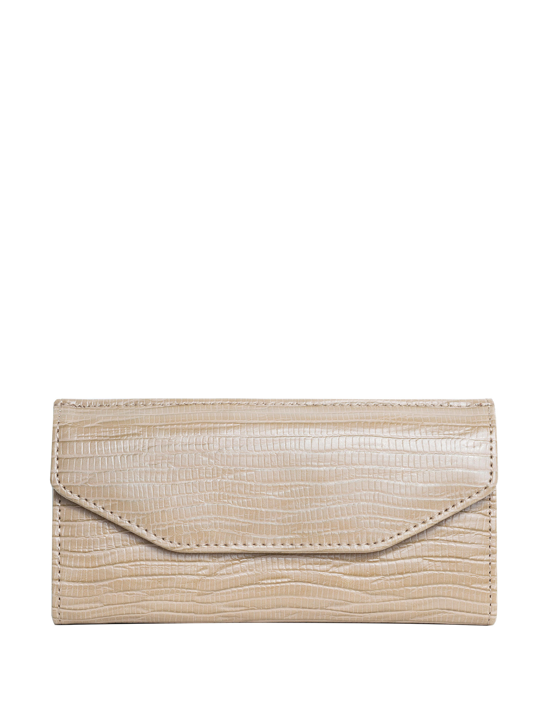 Madison Spencer Taupe Wallet