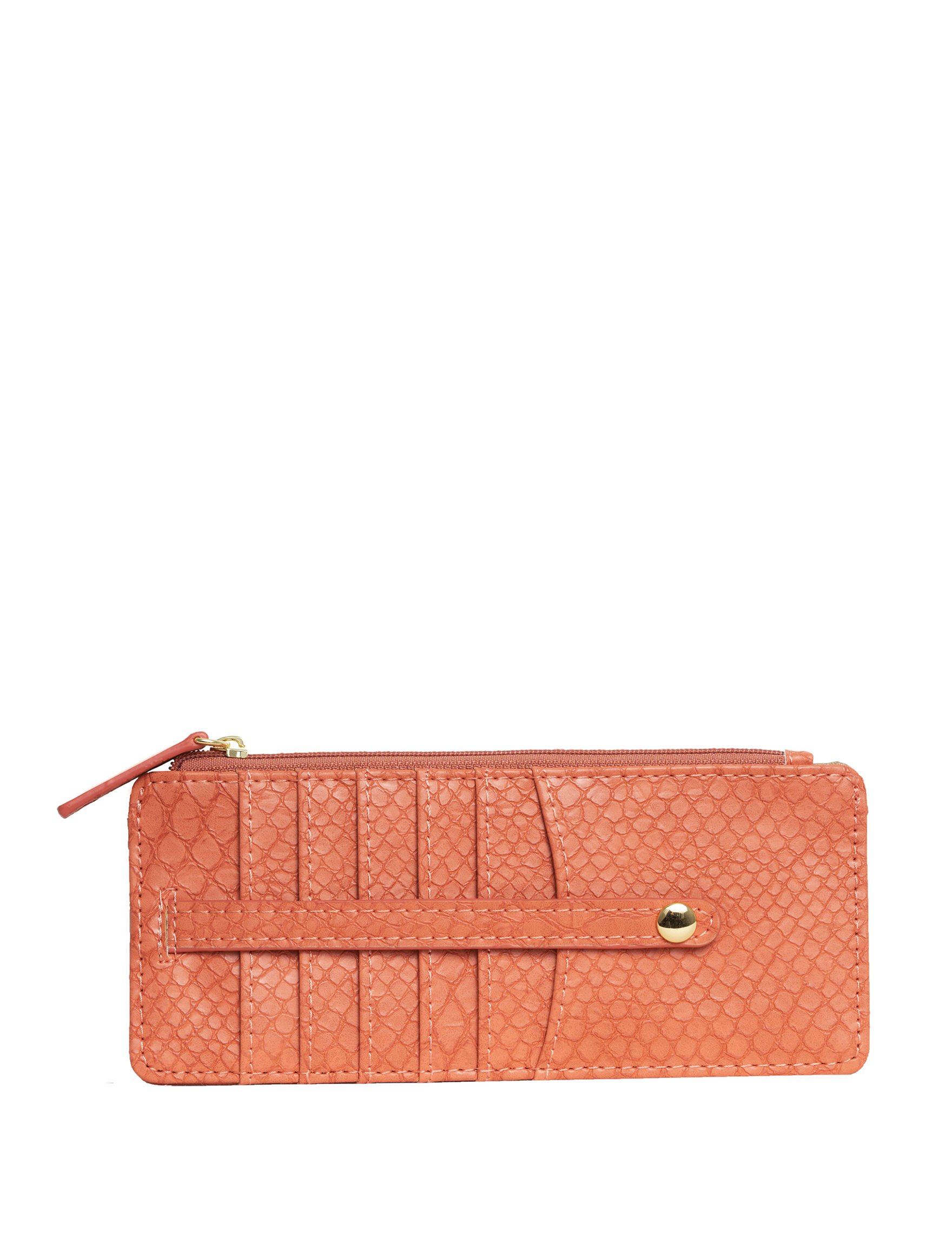 Madison Spencer Coral Wallet