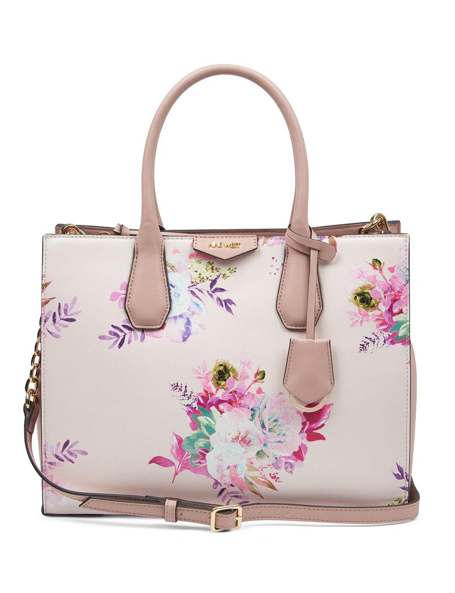 Nine West Pink Floral