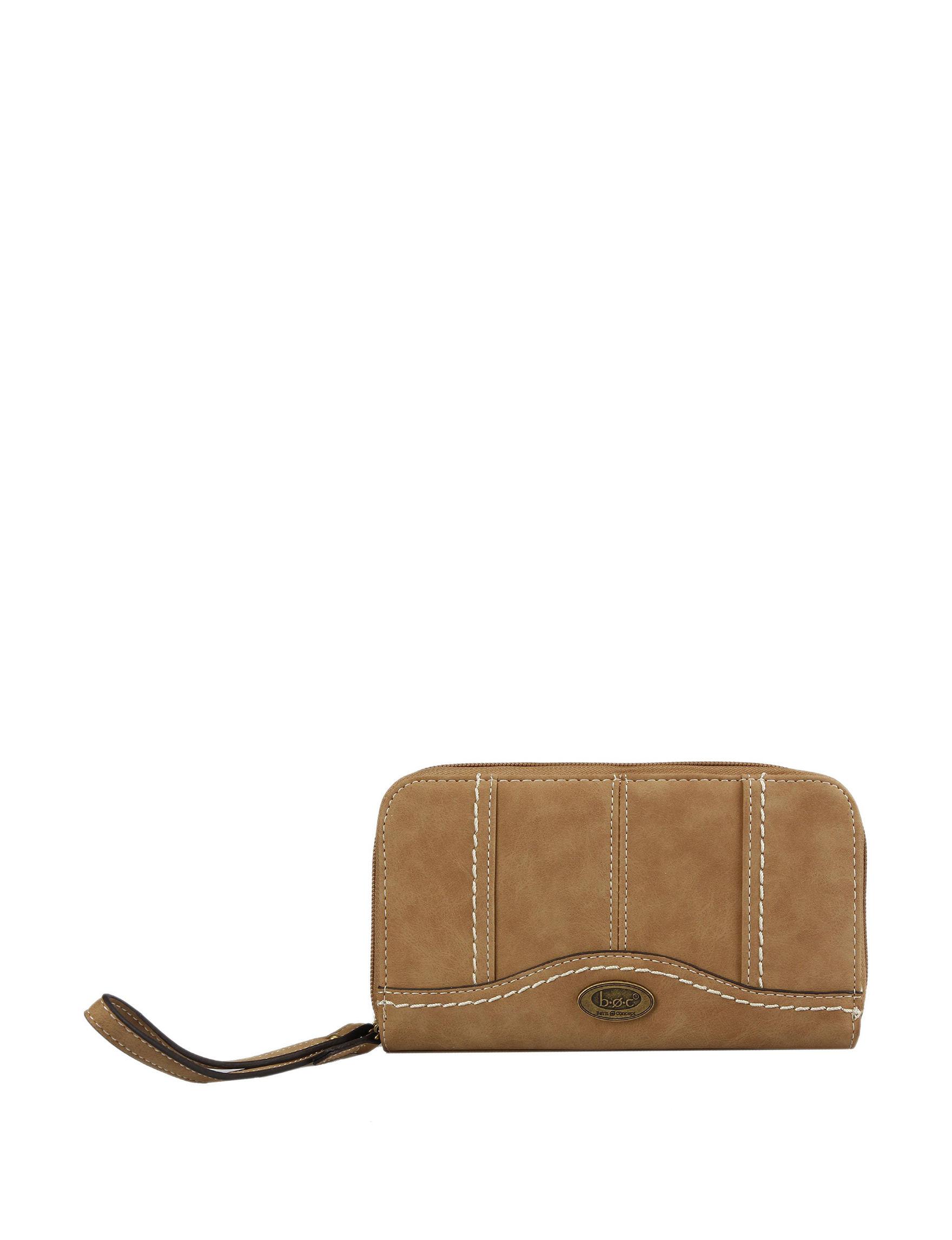 B.O.C. Brown Wallet