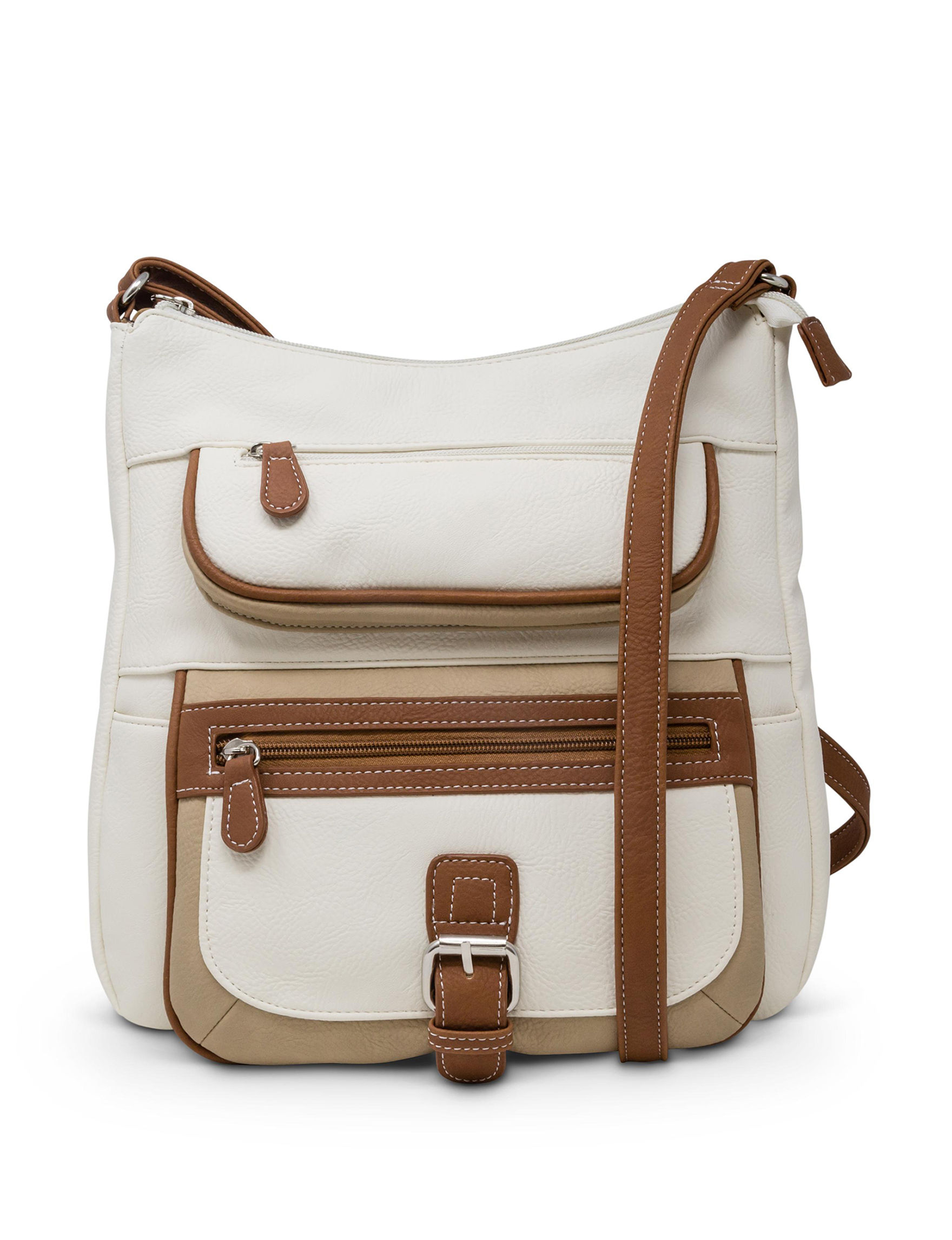 Koltov White / Brown