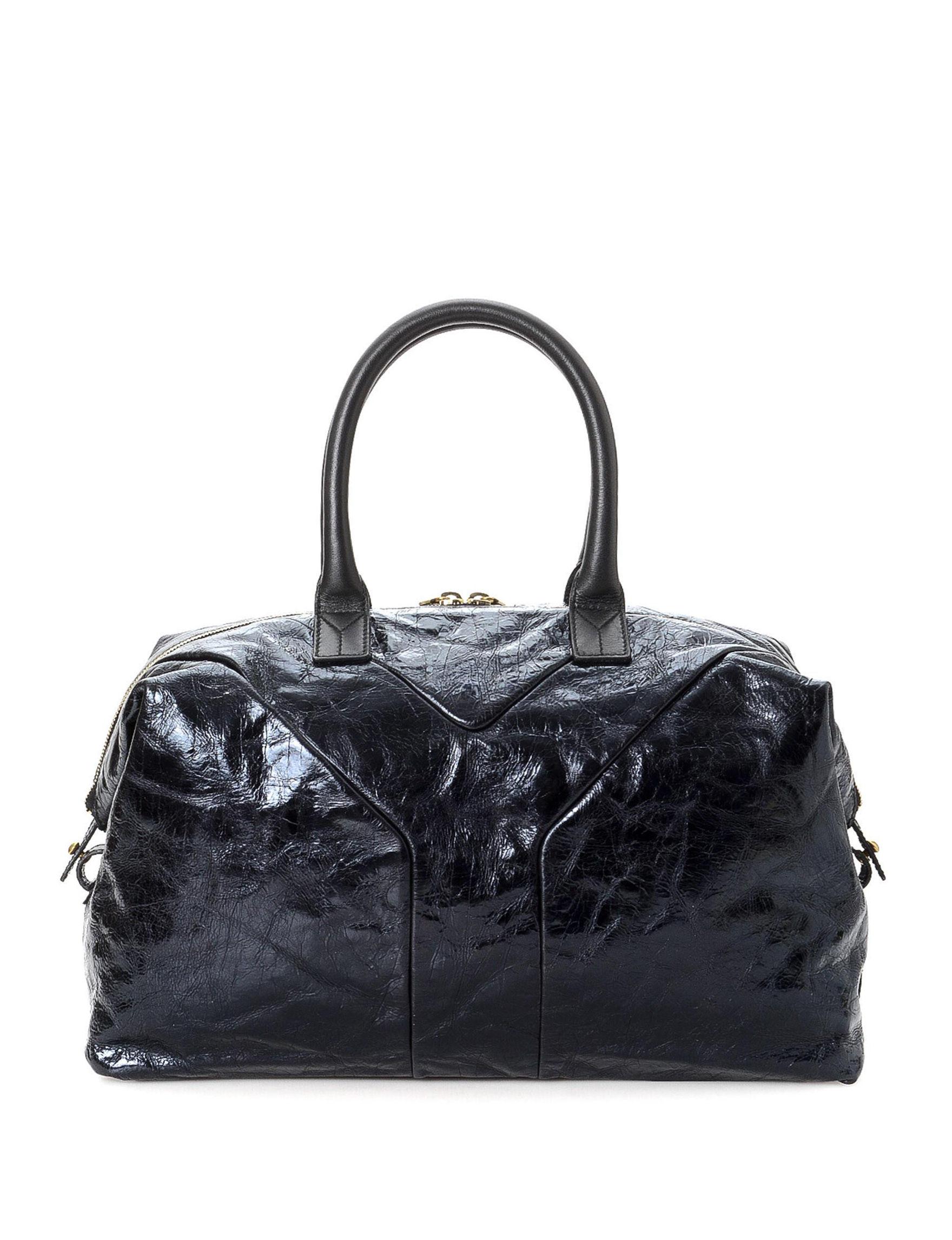 156b97d68e2 Luxury Pre-Owned Yves Saint Laurent Easy Boston Bag - FINAL SALE ...