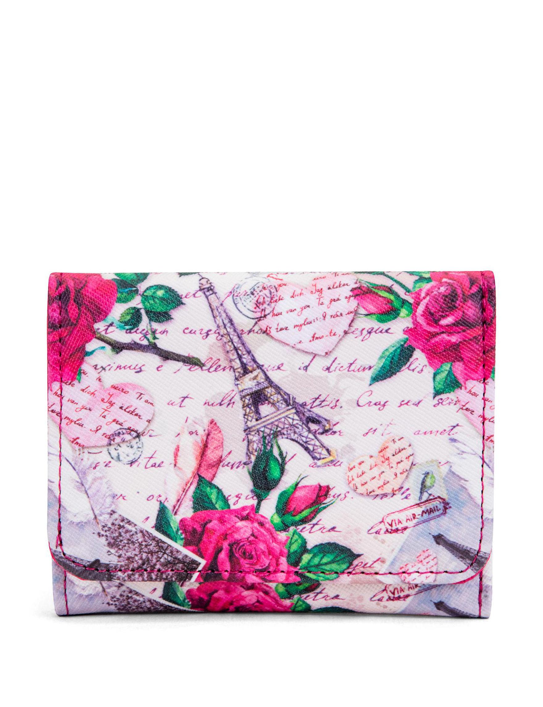 Mundi Pink Wallet