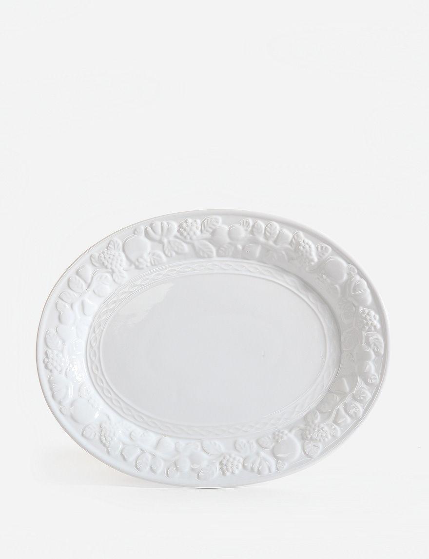 Gibson  Serving Platters & Trays Serveware