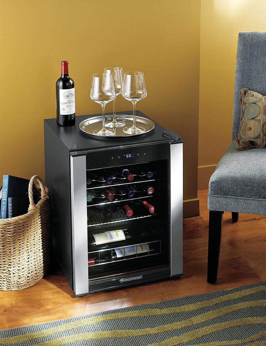 Wine Enthusiast  Refrigerators Wine Coolers Kitchen Appliances
