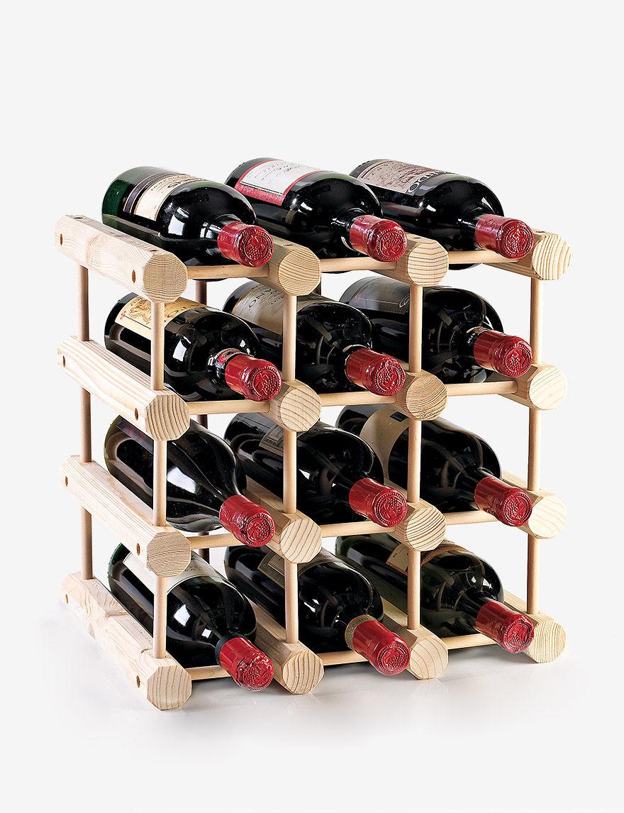 Wine Enthusiast  Wine Racks Bar Accessories