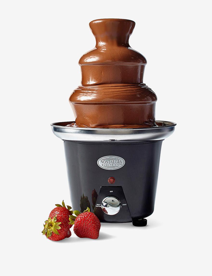 nostalgia electrics chocolate fondue fountain instructions