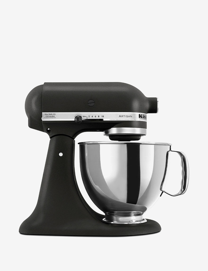 Kitchenaid Artisan Series 5 Quart Tilt Head Stand Mixer Black