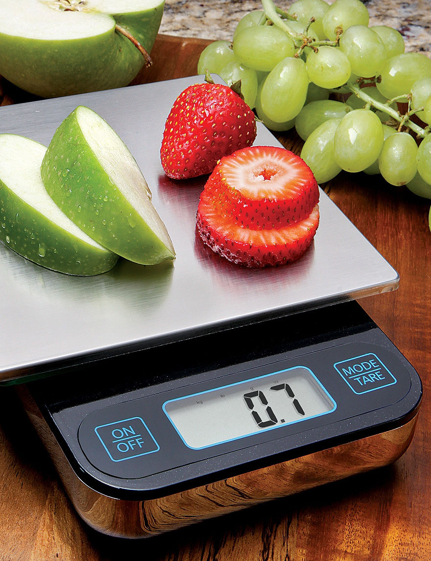 The Black Series Digital Food Scale | Stage Stores