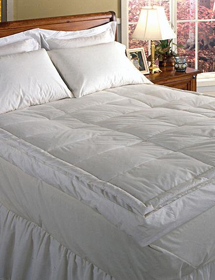 Blue Ridge Home Fashions White Mattresses Bedroom Furniture