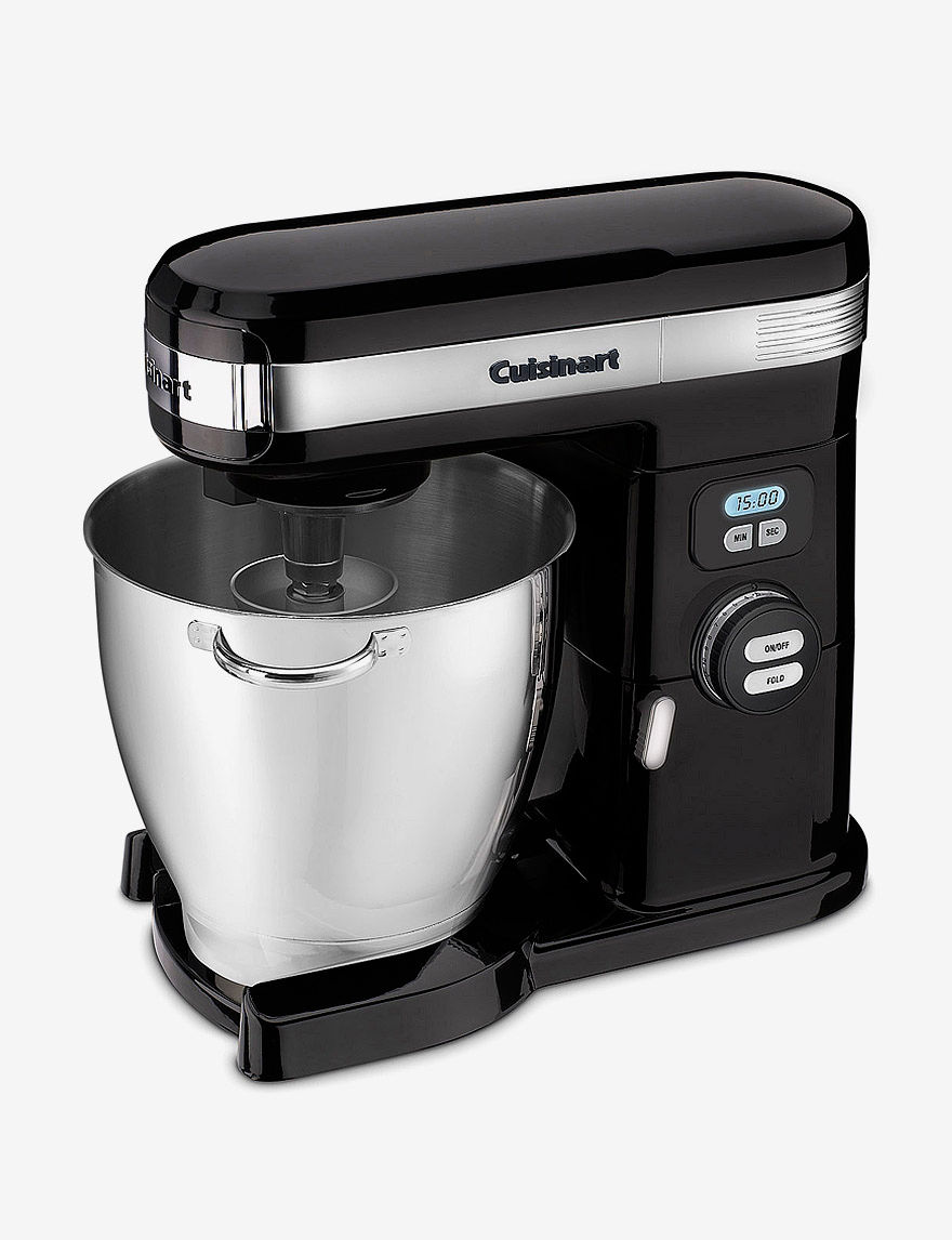 Cuisinart Black Mixers & Attachments Kitchen Appliances
