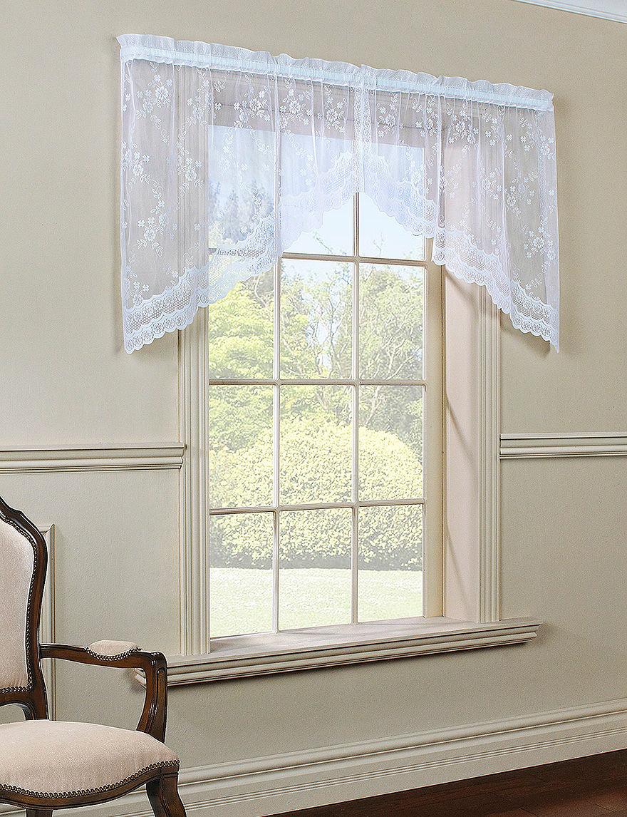 Common Wealth Home Fashions  Valances Window Treatments