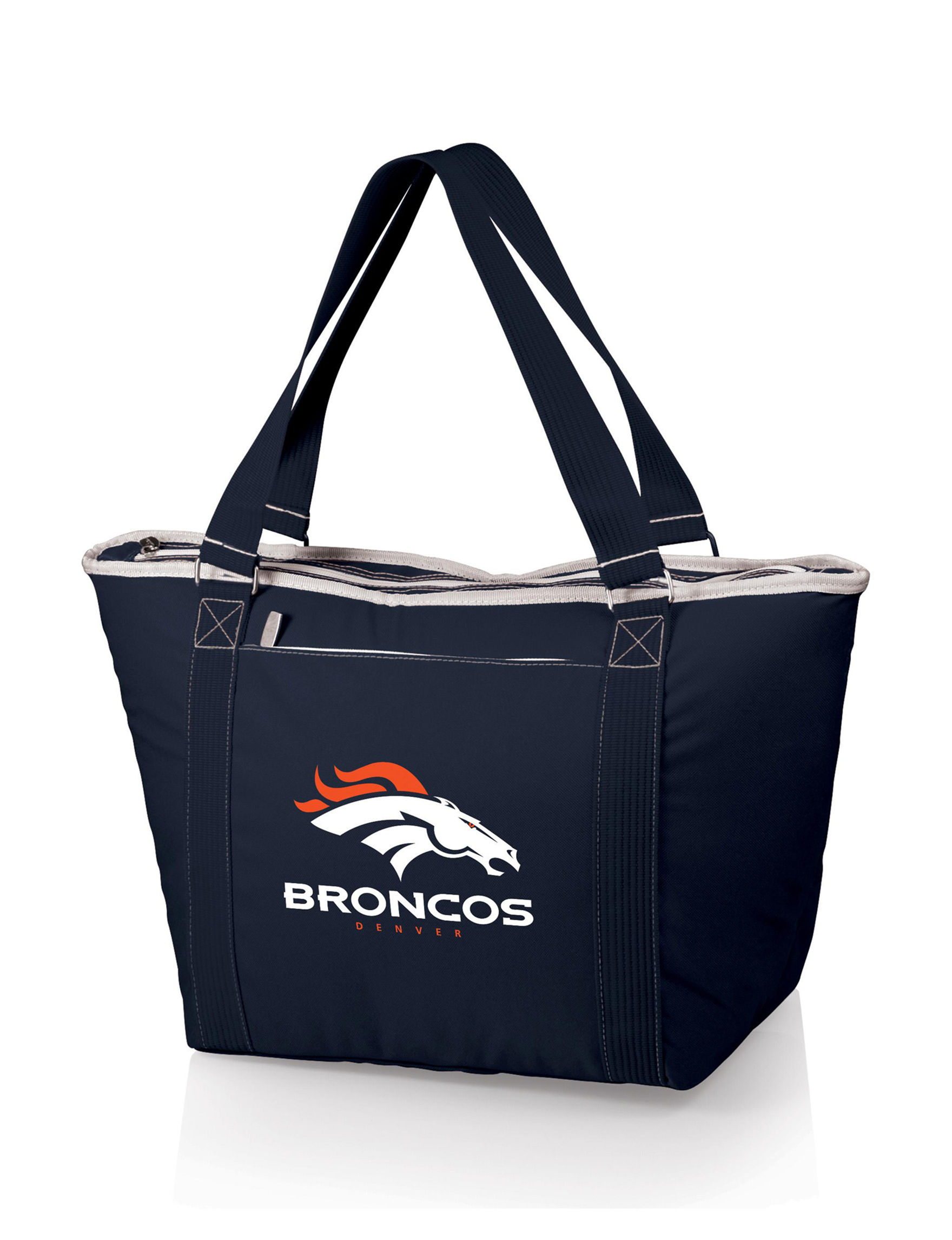 Picnic Time Navy Carriers & Totes Coolers Lunch Boxes & Bags Camping & Outdoor Gear Outdoor Entertaining