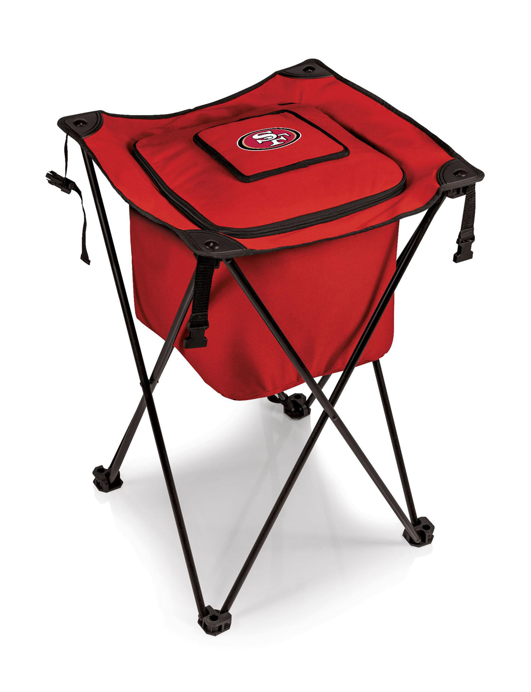 Picnic Time Red Coolers Camping & Outdoor Gear
