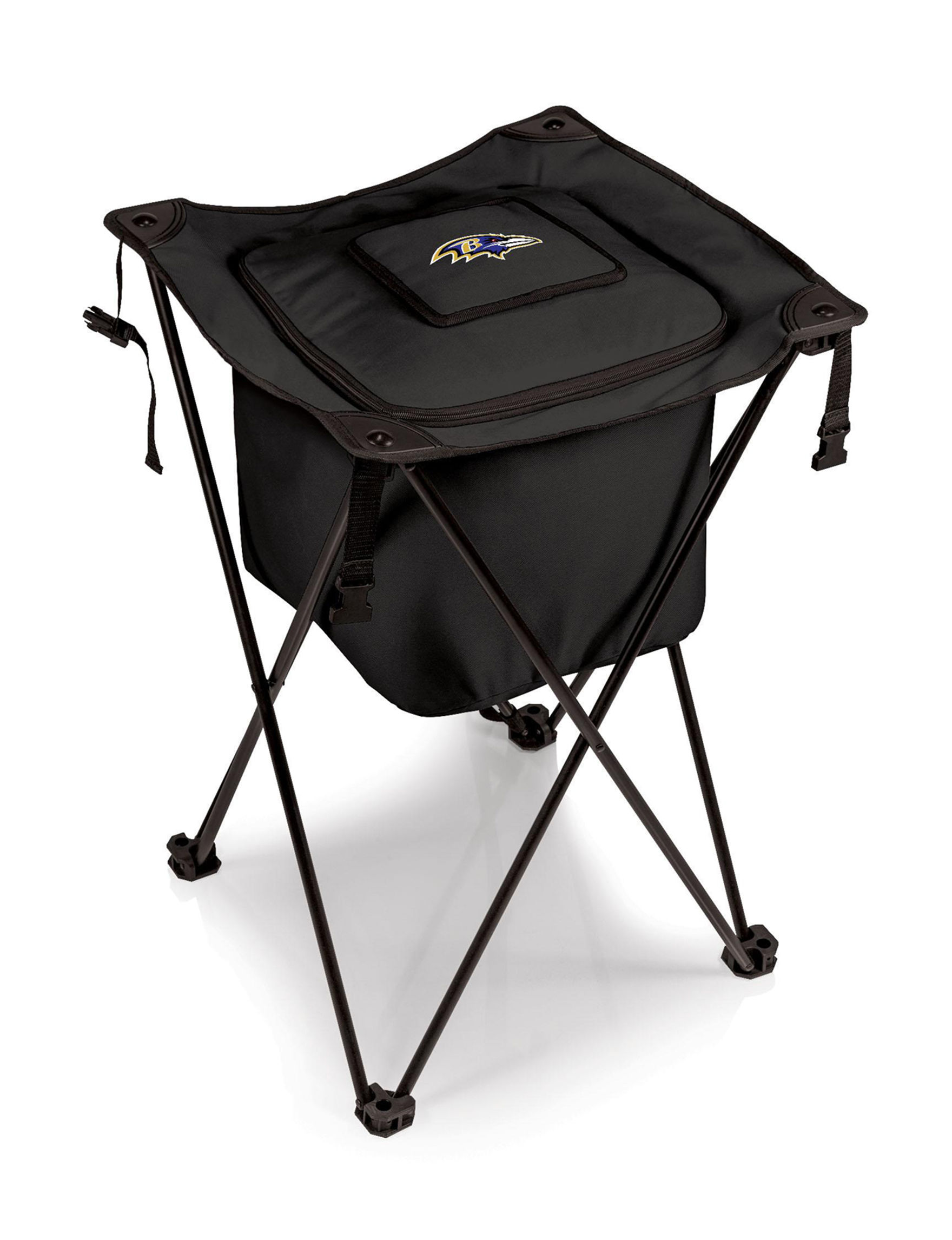 Picnic Time Black Coolers Camping & Outdoor Gear