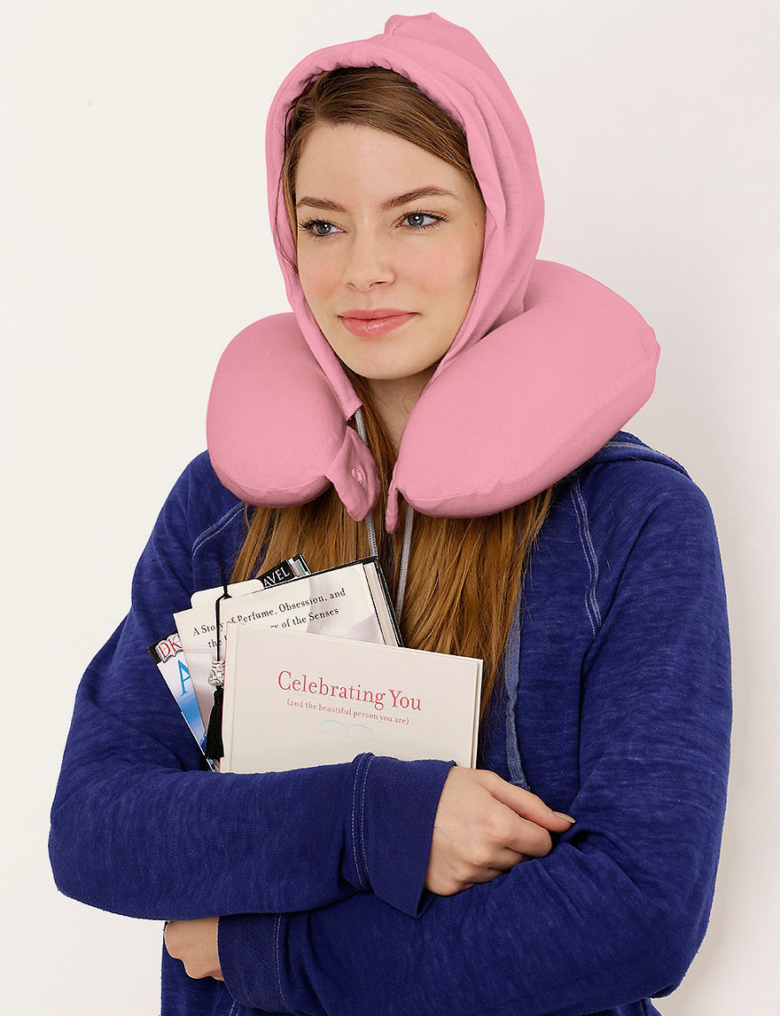 U_Hood Pink Travel Accessories