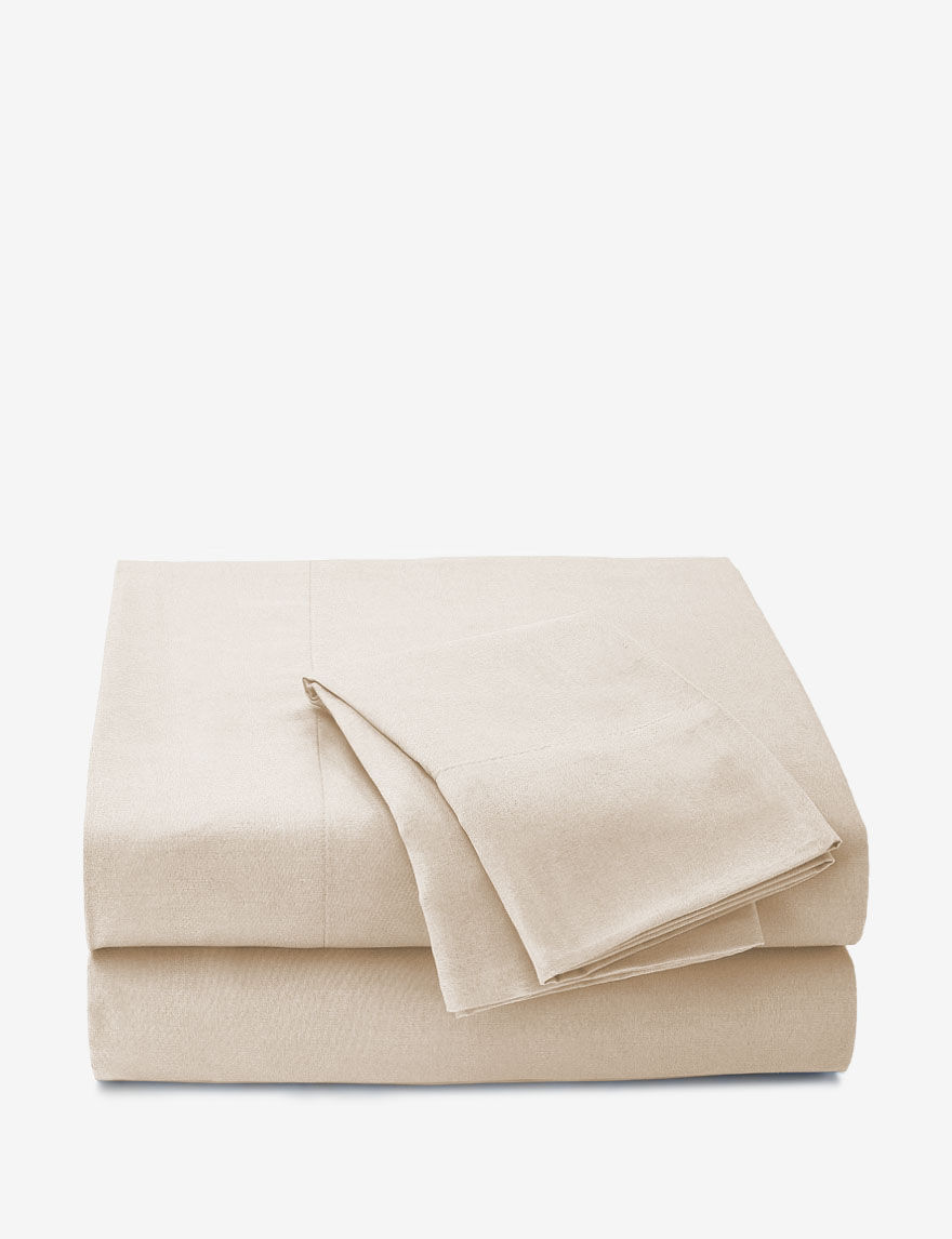 Great Hotels Collection Ivory Sheets & Pillowcases
