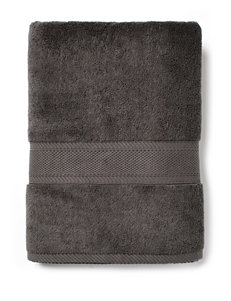 9a024125181d Great Hotels Collection Graphite Bath Towels Towels