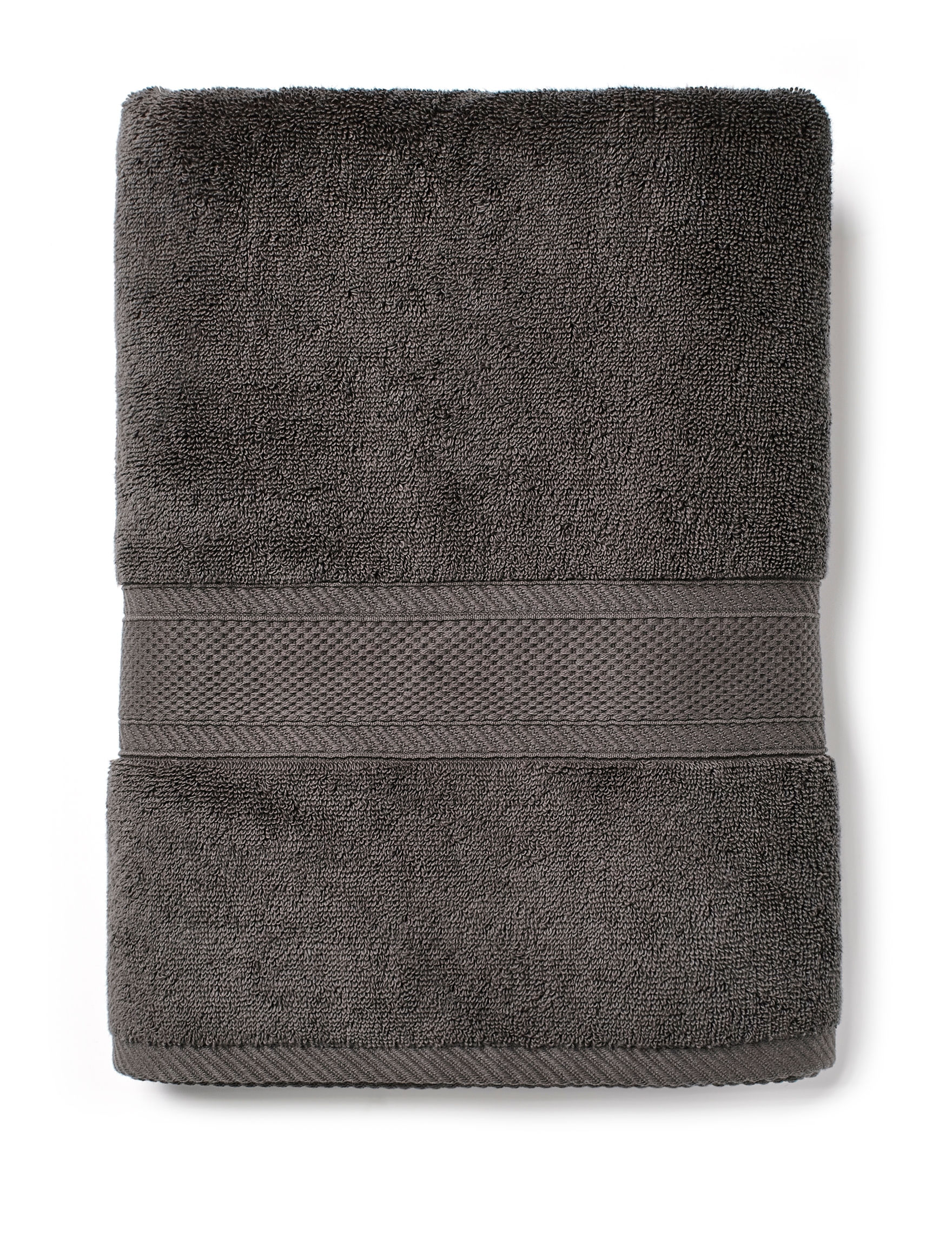 Great Hotels Collection Graphite Bath Towels Towels