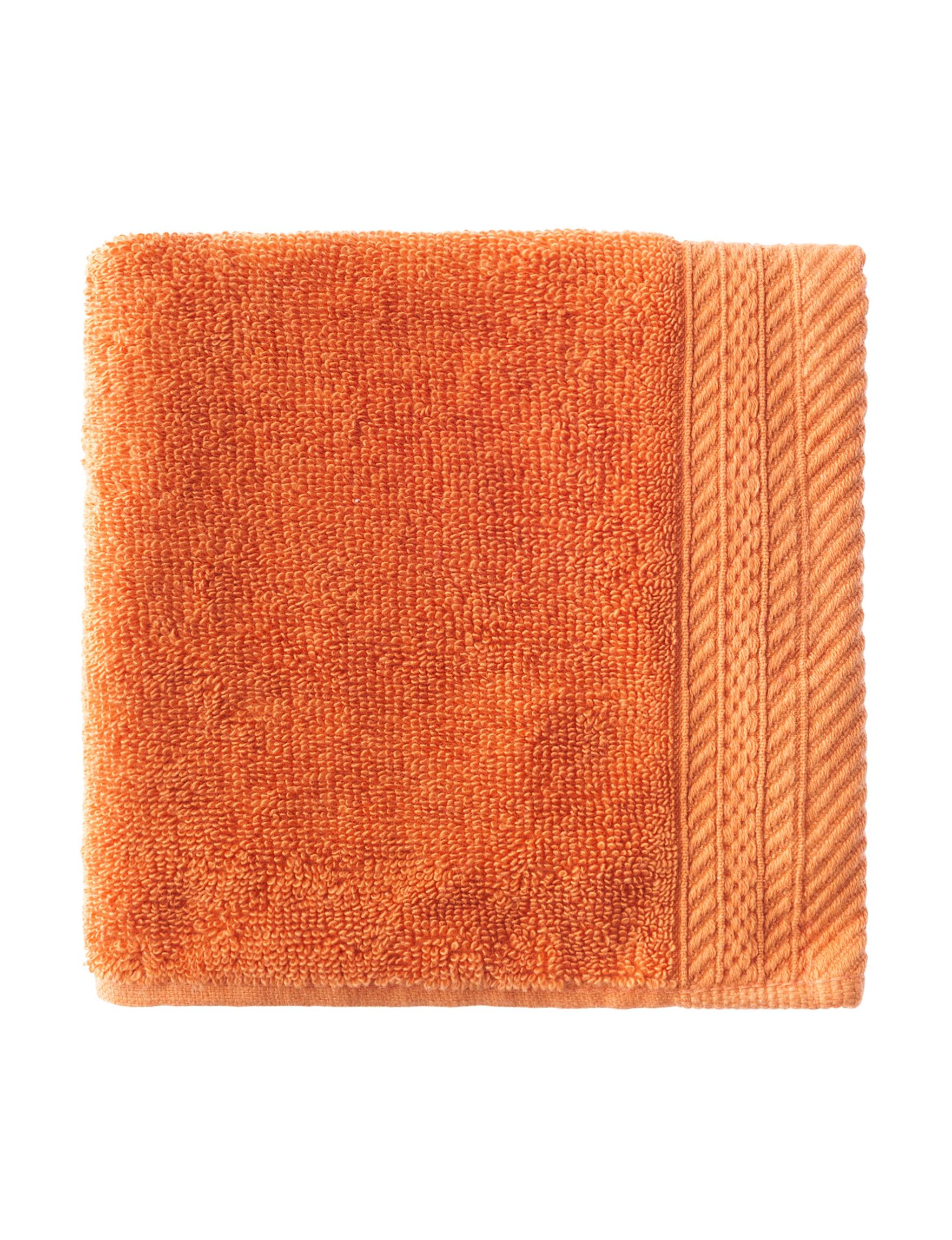 Apricot Washcloths Towels